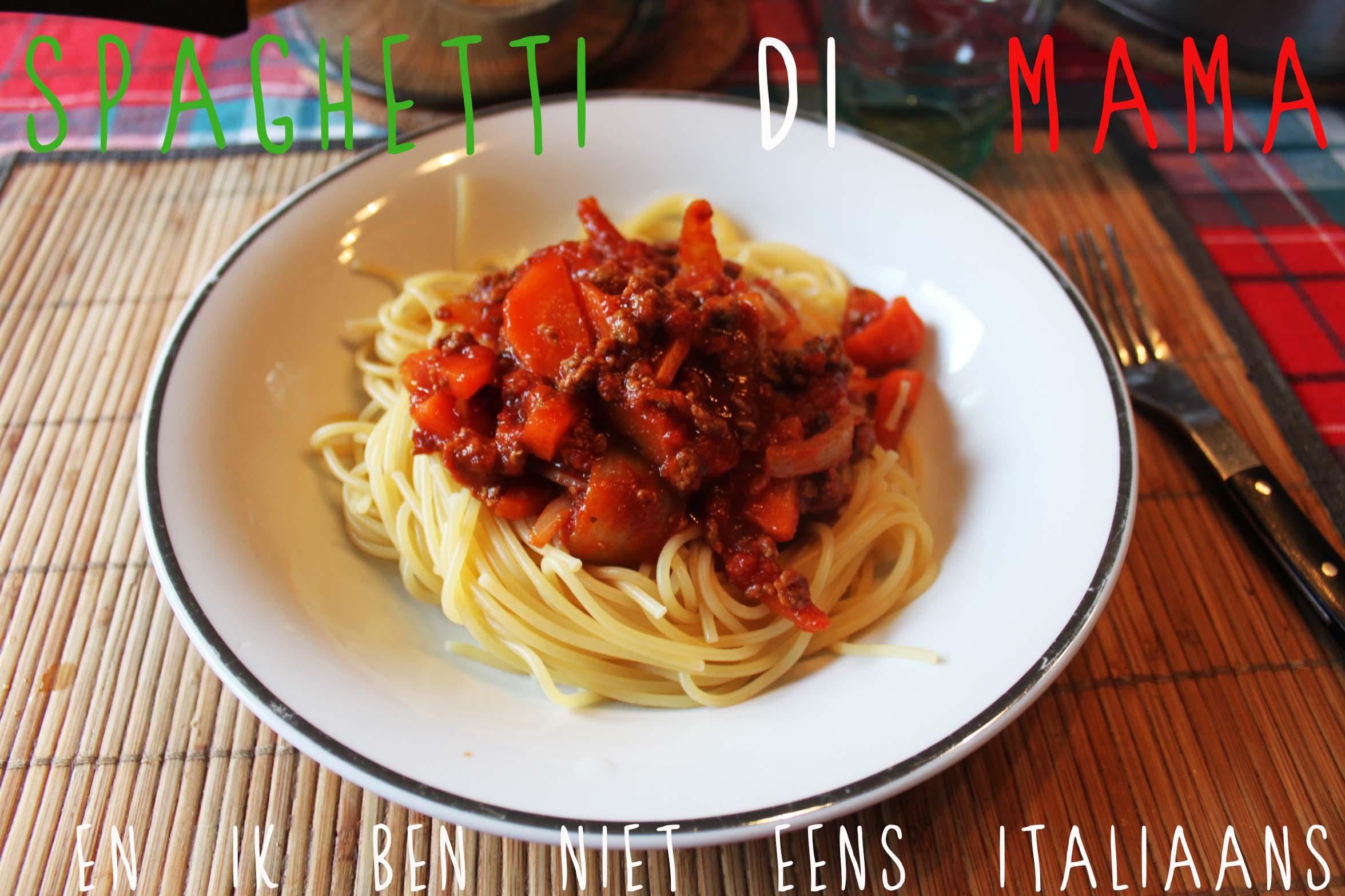 hoeveel spaghetti voor 4 personen